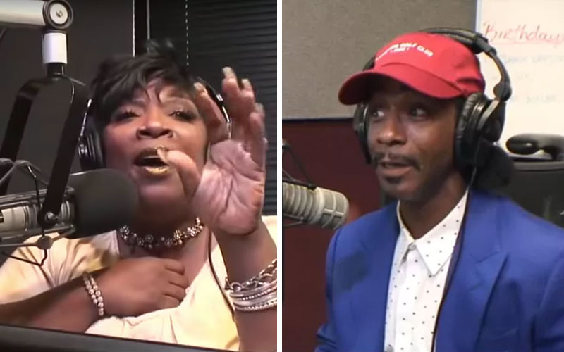 Katt Williams Tells Police Husband of Radio Personality Pulled a Gun on Him After Interview