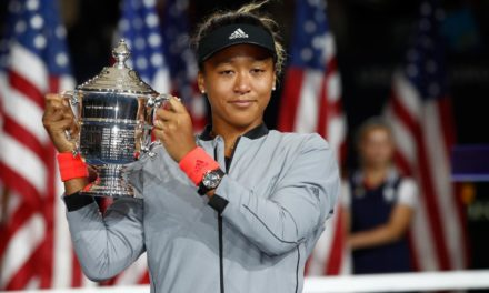 Naomi Osaka Reportedly Set To Sign $10 Million Adidas Deal