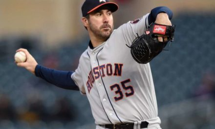 JUSTIN VERLANDER NAMED AMERICAN LEAGUE PLAYER OF THE WEEK
