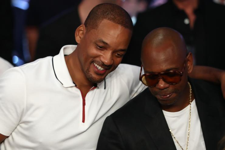 Will Smith Makes Stand-Up Comedy Debut at Dave Chappelle Hosted Event