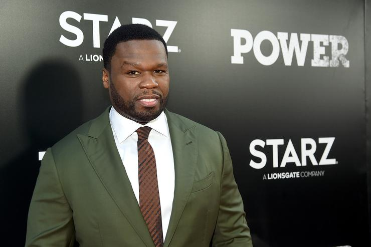 50 Cent Signs Massive Nine Figure, Multi-Year Figure With Starz