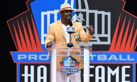 Pro Football Hall of Famer Brian Dawkins Featured on NFL Network's 'A Football Life'