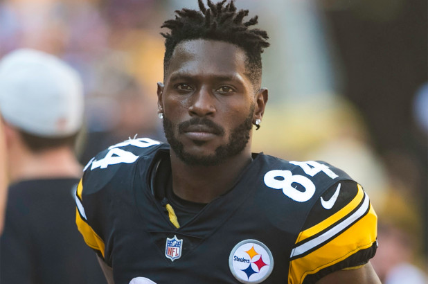 Lawsuit Claims That Antonio Brown Threw Furniture From Balcony, Nearly Injuring a Toddler
