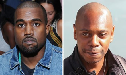 Dave Chappelle:  Kanye Shouldn't Say All That S***