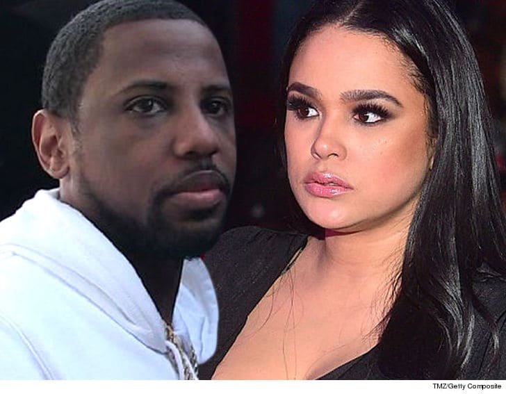 Grand Jury Indicts Fabolous For Domestic Violence