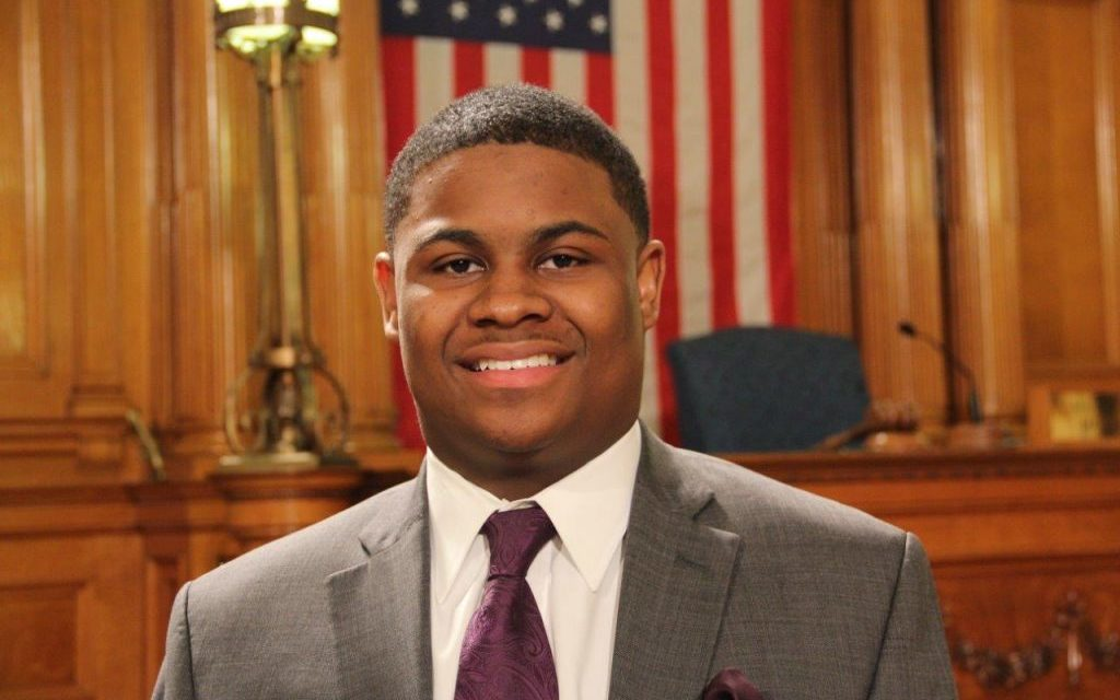 19-Year-Old Kalan Haywood Jr. Makes History as Youngest State Legislator in Wisconsin