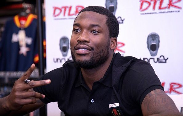 Meek Mill to Make His Film Debut in Jada Pinkett Smith's '12 O'clock Boys'