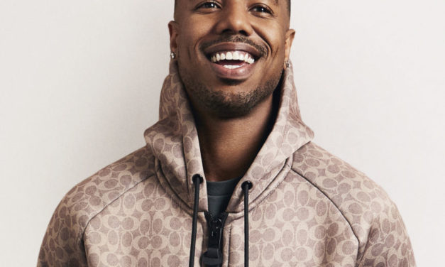 Michael B Jordan is the New Face of Coach Menswear