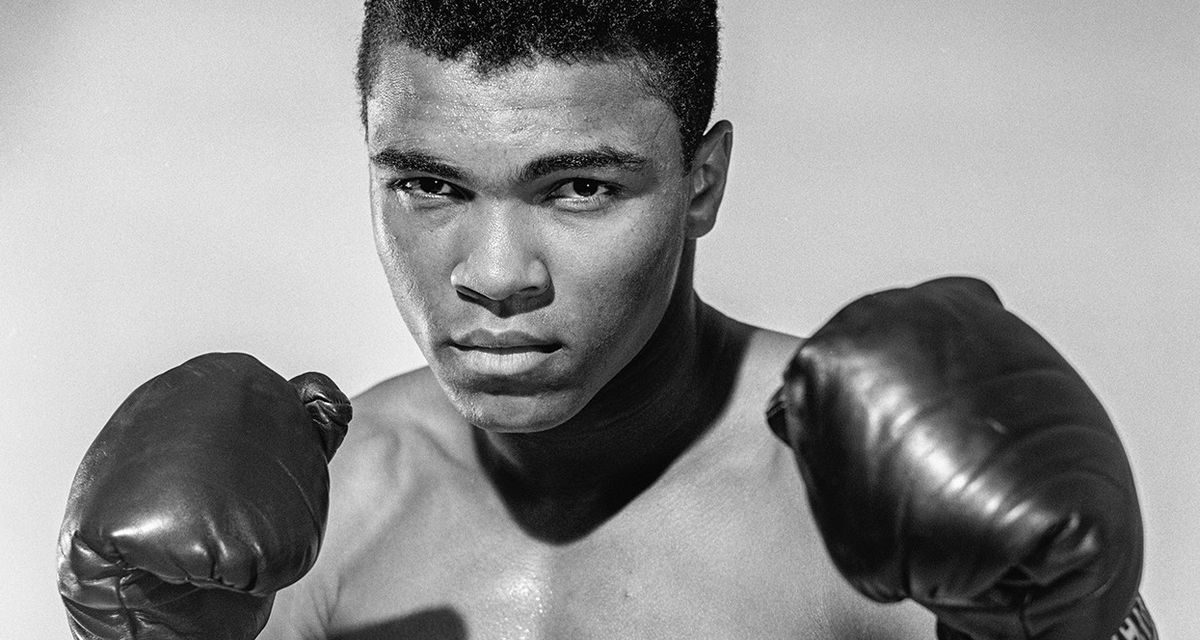 Muhammad Ali, The People's Champ, Featured In Limited Engagement Exhibition In Los Angeles This Fall