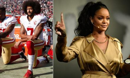 Rihanna Rejected Superbowl 2019 Halftime Show in Support of Colin Kaepernick