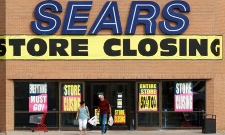 Retail Giant Sears Files For Bankruptcy