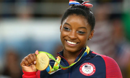 Olympian Simone Biles Criticizes Interim USA Gymnastics Director Anti-Nike Tweet