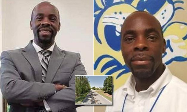 PRINCIPAL ACCUSED OF RAPING A CHILD FOUND DEAD IN WOODS 100 MILES AWAY