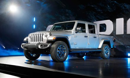 Jeep Unveils The 2020 Gladiator