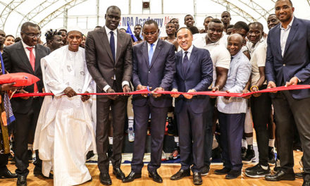 The NBA Academy Africa opens new facility in Saly, Senegal