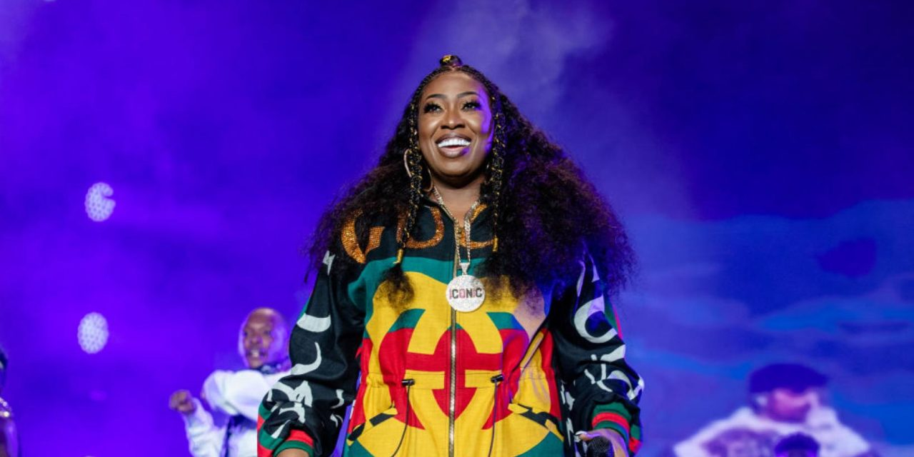 Missy Elliott Becomes First Female Rapper to Receive Hall of Fame Nomination