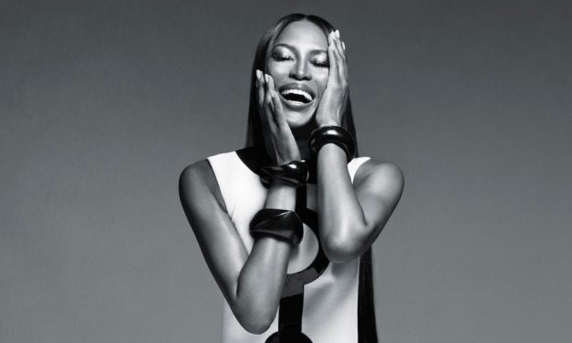 Naomi Campbell Lands Her First-Ever Beauty Contract as the New Face of Nars