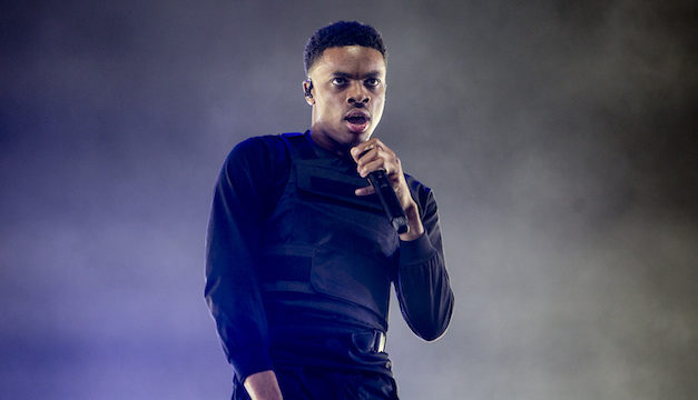 "VINCE STAPLES TO HEADLINE ""SMILE, YOU'RE ON CAMERA"" TOUR"