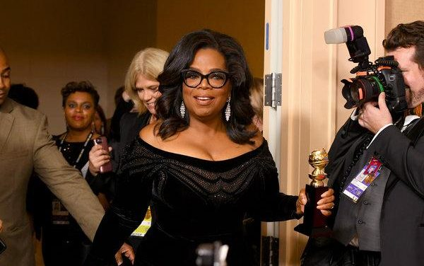 OPRAH WINFREY TO HOST LIVE EVENT FROM TIMES SQUARE IN NEW YORK ON FEBRUARY 5
