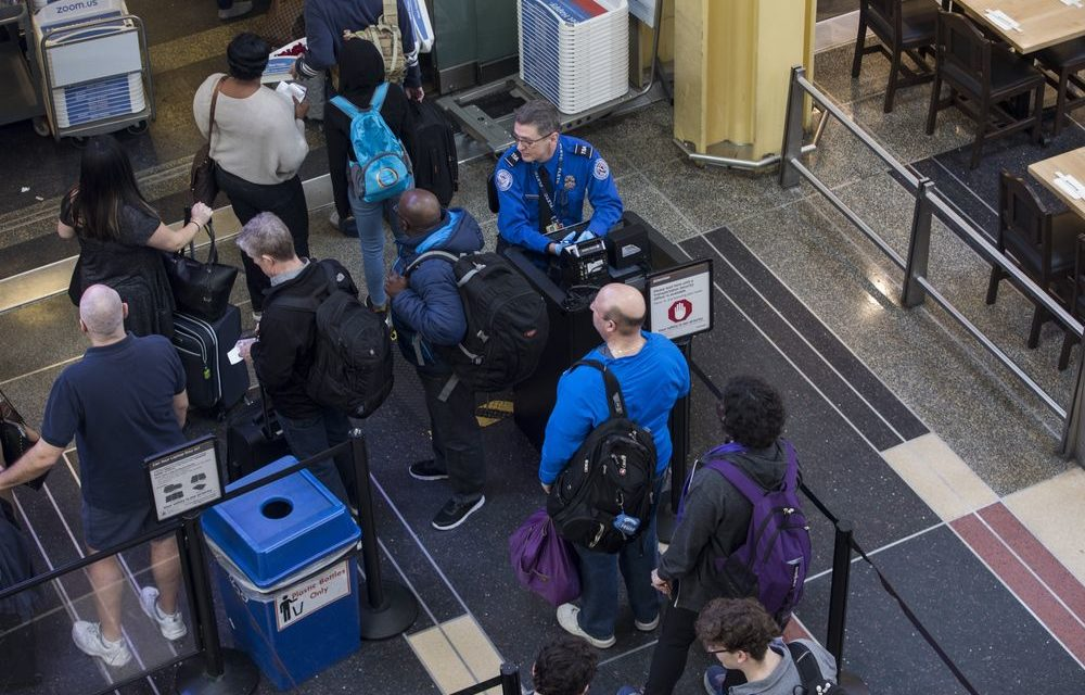 Due to TSA absences, Miami airport will temporarily close one terminal early for 3 days