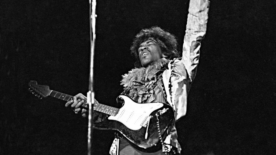 Post Office Renamed to Honor Jimi Hendrix
