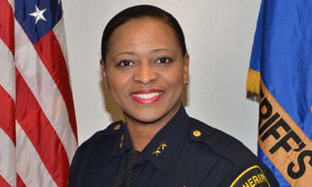 Dallas County's First Black Sheriff Takes Reins For Good After a Year in Interim Role