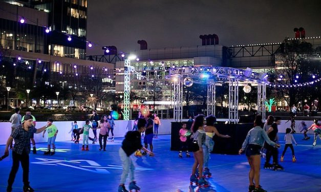THE RINK: ROLLING AT DISCOVERY GREEN® OPENS MARCH 1