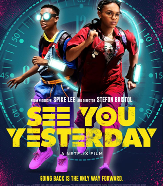 #NetflixAlert: Spike Lee's time-travel drama 'See You Yesterday'