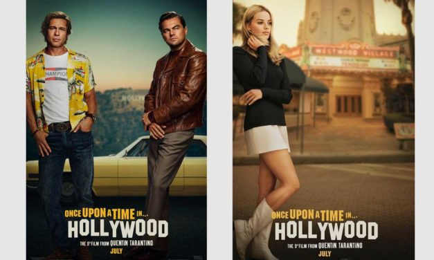 Movie Trailer Alert:  Once Upon a Time in Hollywood