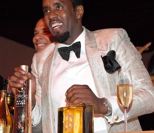 Sean 'Diddy' Combs Celebrates His Milestone 50th Birthday With A Lavish Birthday Bash At His Home In Beverly Hills