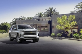 Chevrolet Introduces All-New 2021 Tahoe and Suburban