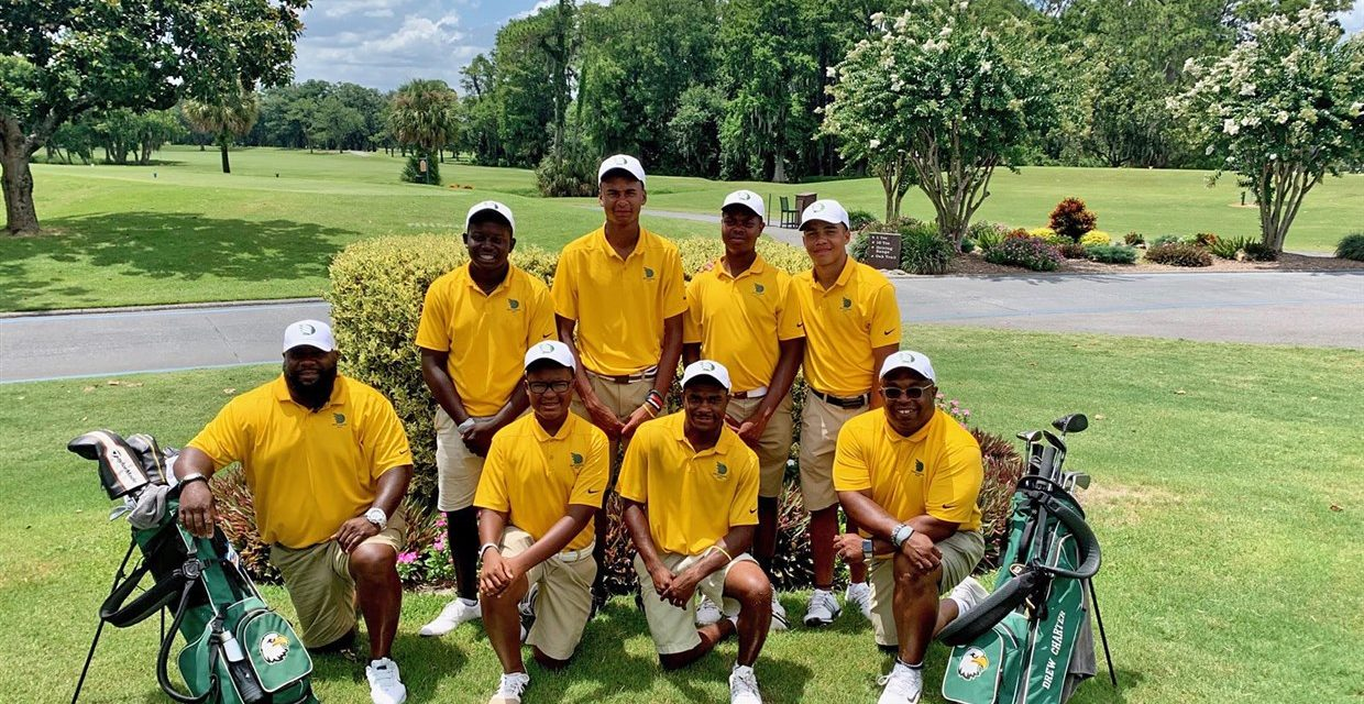 All-black H.S. team's success highlights golf's problem with diversity