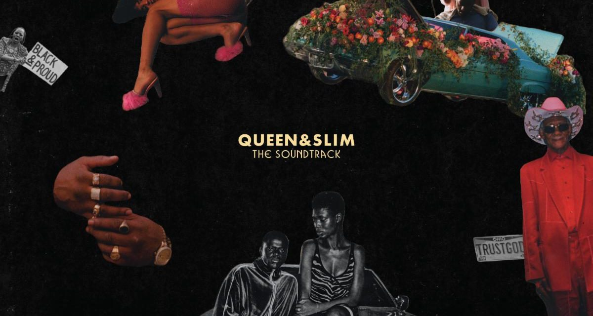 QUEEN & SLIM: THE SOUNDTRACK OFFICIAL MERCHANDISE UNVEILED