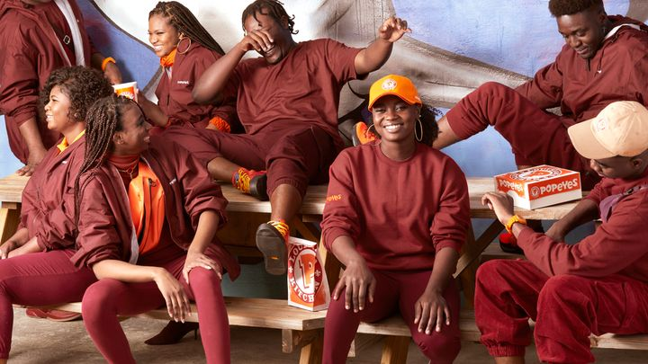 Move over Ivy Park, Popeyes Debuts Its New Clothing Line