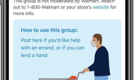 "Walmart and Nextdoor Launch New ""Neighbors Helping Neighbors"" Program"