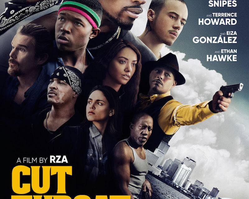 RZA'S CUT THROAT CITY LANDS NEW THEATRICAL RELEASE DATE