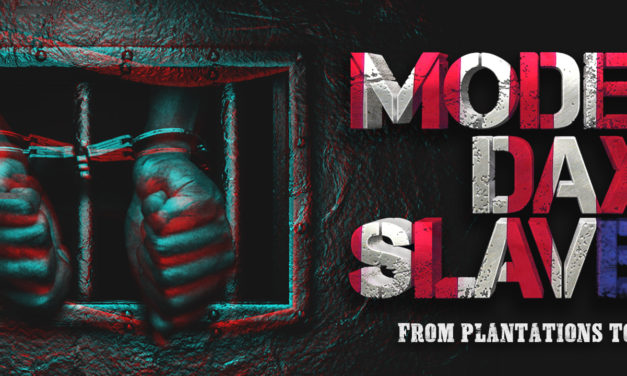 'MODERN DAY SLAVERY: FROM PLANTATIONS TO PRISONS' IS SET TO PREMIERE AUGUST 28, 2020 AS AN IMMERSIVE CINEMATIC EXPERIENCE
