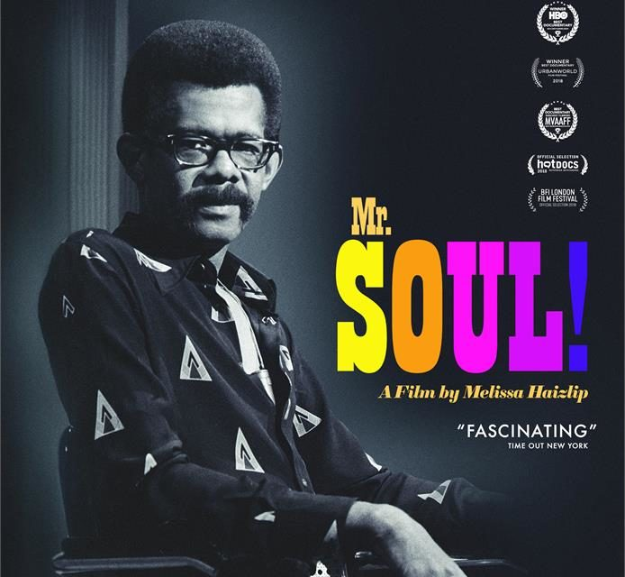 BEFORE OPRAH, BEFORE ARSENIO… THERE WAS MR. SOUL!