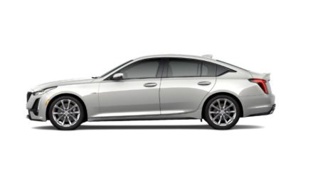 2021 Cadillac CT4 and CT5 Add More Tech, Safety and Design Elements