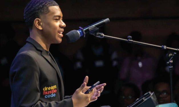 CHICAGO TEEN'S 'VIRTUAL SUMMER CAMP' SUCCESSFULLY REACHES  AND INSPIRES HUNDREDS OF BLACK AND BROWN YOUTH