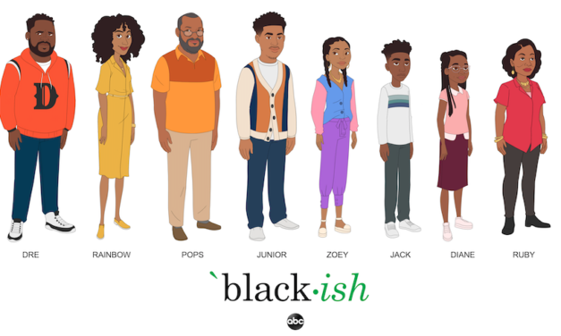 FIRST-EVER FULLY ANIMATED 'BLACK-ISH' EPISODE TO AIR ON NBC