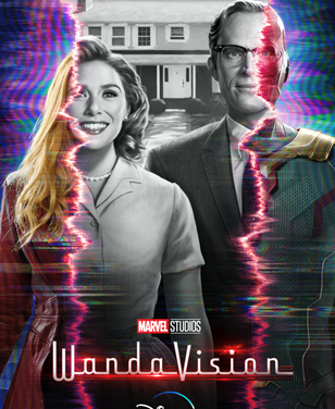 "MARVEL STUDIOS' UPCOMING DISNEY+ SERIES ""WANDAVISION"" TRAILER UNVEILED"