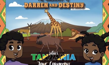 Jay Cameron's New Children's Book Series Emphasizes Africa Travel Adventures