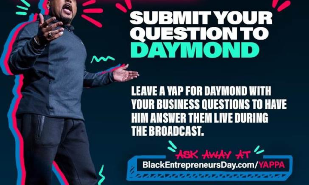 BLACK ENTREPRENEURS DAY PRESENTED BY CHASE FOR BUSINESS  A CELEBRATION OF BLACK BUSINESS CURATED BY DAYMOND JOHN