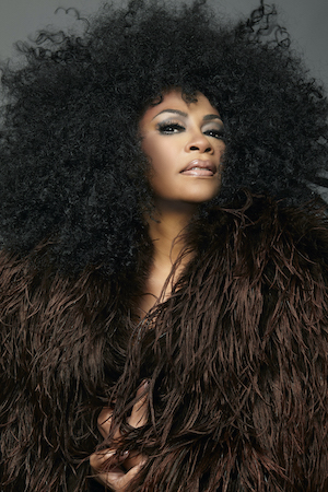 """Jody Watley  Makes Surprise TV Appearance on DJ Cassidy's """"Pass The Mic: BET Soul Train Edition"""