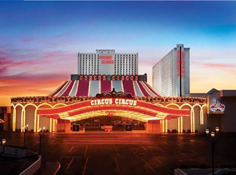 CIRCUS CIRCUS LAS VEGAS OFFERS LIMITED TIME 'BUY ONE, GET ONE' NIGHT FREE