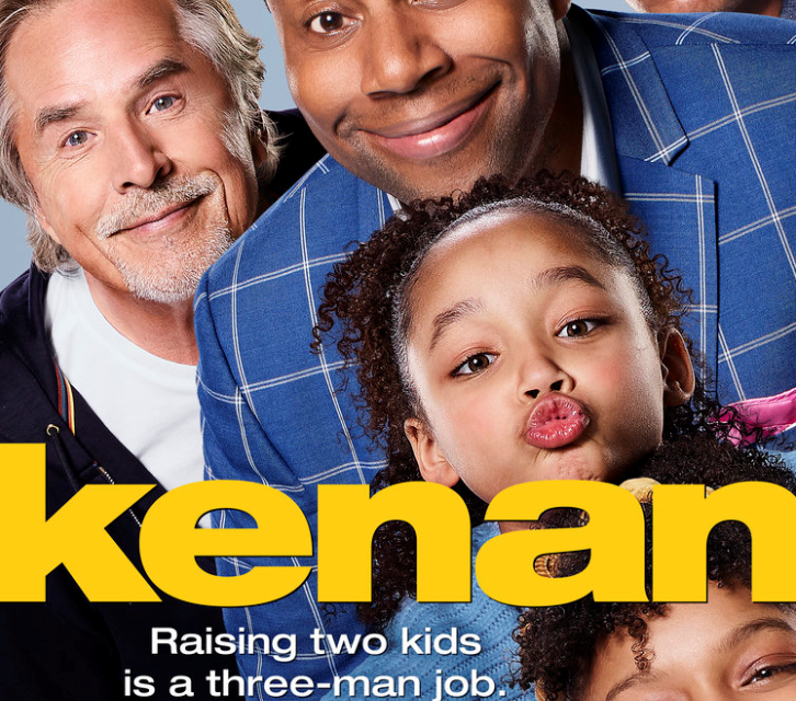 The 'Kenan' Show Premieres February 16th on NBC