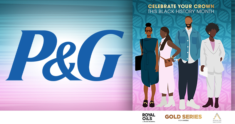 """Royal Oils and Gold Series Launch """"Crowns of Heritage"""" Campaign to Help Black Families Connect with their African Roots"""