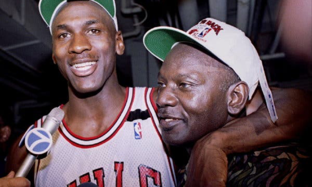 TRAILER ALERT: MOMENT OF TRUTH, THE NEVER-BEFORE-SEEN STORY BEHIND THE TRAGIC MURDER OF NBA SUPERSTAR MICHAEL JORDAN'S FATHER, JAMES JORDAN