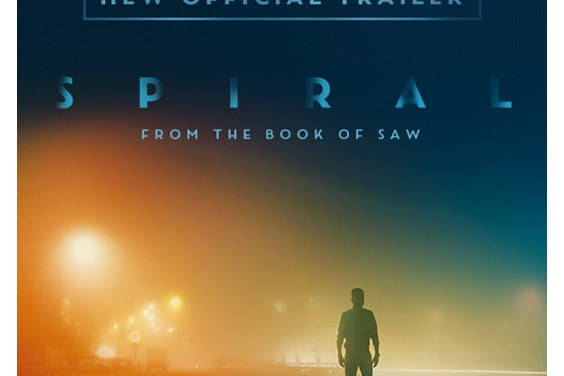 """New Movie Trailer:  """"SPIRAL: FROM THE BOOK OF SAW,"""" STARRING CHRIS ROCK AND SAMUEL L. JACKSON"""